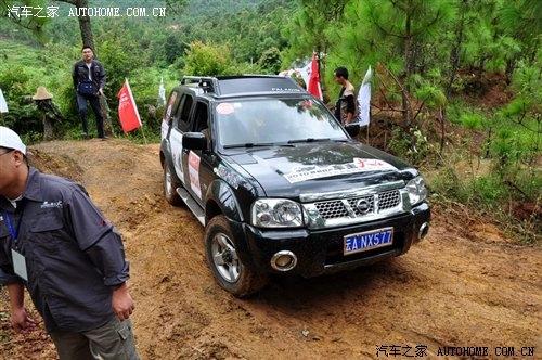 2011年日产nissan尼桑帕拉丁越野车 自驾600元
